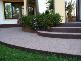 Stone carpet - EVIDECOR®