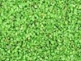 EVIDECOR® Nisip decorativ colorat - VERDE CRUD