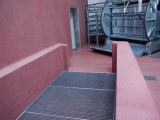 Pardoseli decoartive industriale cu cuart colorat EVIDECOR