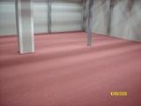 Pardoseli decoartive industriale sintetice cu cuart colorat EVIDECOR