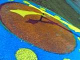 Idei decoratiuni pietre colorate EVIDECOR®