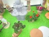 Decoratiuni  peisagistica pietre colorate EVIDECOR® Amenajari