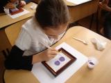 Pictura cu nisip colorat EVIDECOR®
